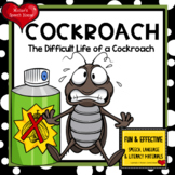 BUGS COCKROACHES Early Reader Literacy Circle