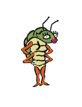 Cockroach Characters