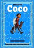 Sopa de letras y Laberinto con Coco
