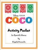 Coco Activity Packet