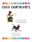 Coco Character Tracing