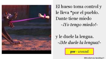 Coco Story - El almuerzo de Dante - Advanced Version