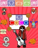 Coco Film Study for Novice High to Intermediate Low Students!