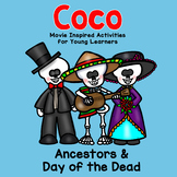 Coco Movie Activities - Day of the Dead