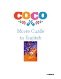 Coco Movie Activities - English