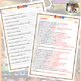 Coco Movie Guide + Activities - Answer Key Included (Color + Black & White)