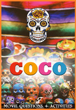 Coco Movie Guide + Activities - Answer Key Included (Color + B&W)