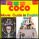 Coco Movie Guide & Culture Unit - English