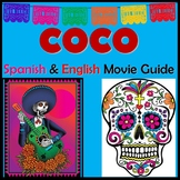 Coco Movie Guide & Culture Unit - Spanish & English