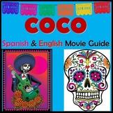 Coco Movie Guide & Culture Unit - Spanish & English