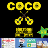 Coco Movie Guide   Questions   Worksheet (PG - 2017)