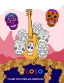 Coco - Movie questions and activities