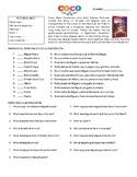 Disney/Pixar Coco - Movie Guide (English/Spanish) - Dia de