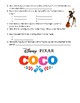Coco Science Movie Questions