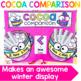 Cocoa Comparison Place Value Math Craftivity