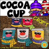 Cocoa Cup Craft for Winter & January