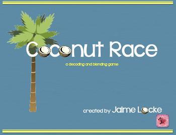 Coconut Race CVC Game