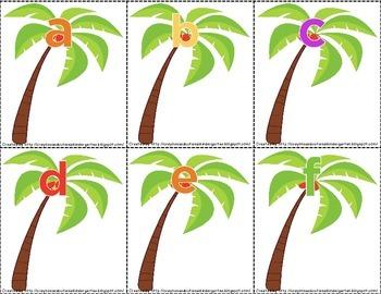 Coconut Tree Activities BUNDLE!  5 Packs in One!