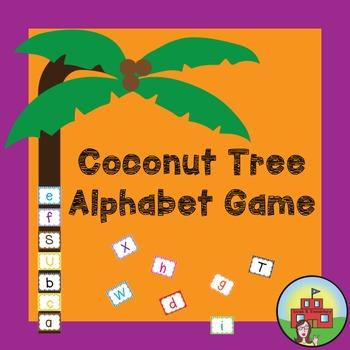 Coconut Tree Alphabet Game