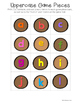 A-Z Coconut Tree Alphabet Sort & Match File Folder Game {Pre-K, K}