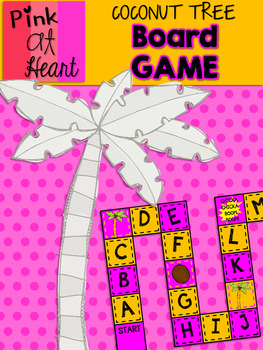 Coconut Tree: Board Game