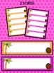 Coconut Tree: Name Plates