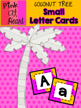 Coconut Tree: Small Letter Cards