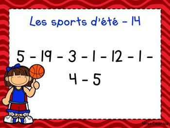 Code ABC - Les sports d'été