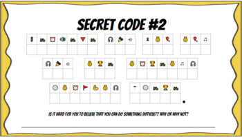 Code Breaker! #3 - Mission: Courage! A PBIS Social Skills Activity Set
