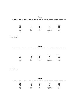 Closed Syllables /Spelling CODE BREAKERS