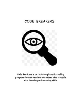 Bossy R /ar/ Syllables/Spelling CODE BREAKERS