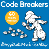 Code Breakers: Inspirational Quotes