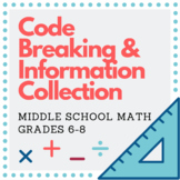 Code Breaking & Information Collection