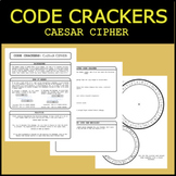 Code Crackers #1 - Caesar Cipher