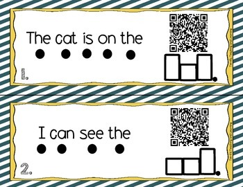 """""""Code"""" It Out! QR Code Literacy Activities for Little Learners"""