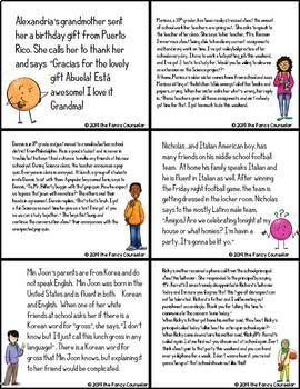 Code Switching Lesson Plan Discussion Cards Self Reflection The Hate You Give