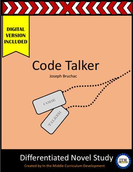 """Code Talker"" Novel Study"