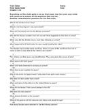 Code Talker Study Guide