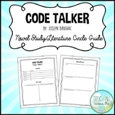 Code Talker by Joseph Bruchac Novel Study/Literature Circle Guide