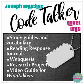 Code Talker by Joseph Bruchac Unit