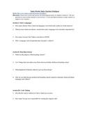 Code Talkers WebQuest
