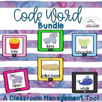 Code Word Bundle