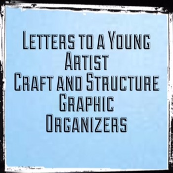 Code X Unit 3 Letters to a Young Artist Analyzing the Craf