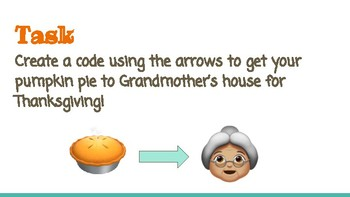 Code Your Way to Grandmother's House with Dash