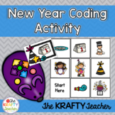 Code and Go Mouse New Year's Eve Coding Activity