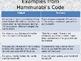 Code of Hammurabi & Law-Making Activity