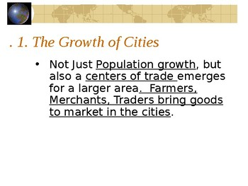 Day 003_Characteristics of a Civilization - PowerPoint