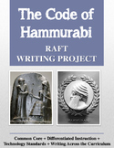 Code of Hammurabi RAFT Writing Project