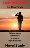 Code of Honor Novel Study