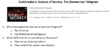 Codebreakers: Science of Secrecy Episode 4 The Zimmerman Telegram